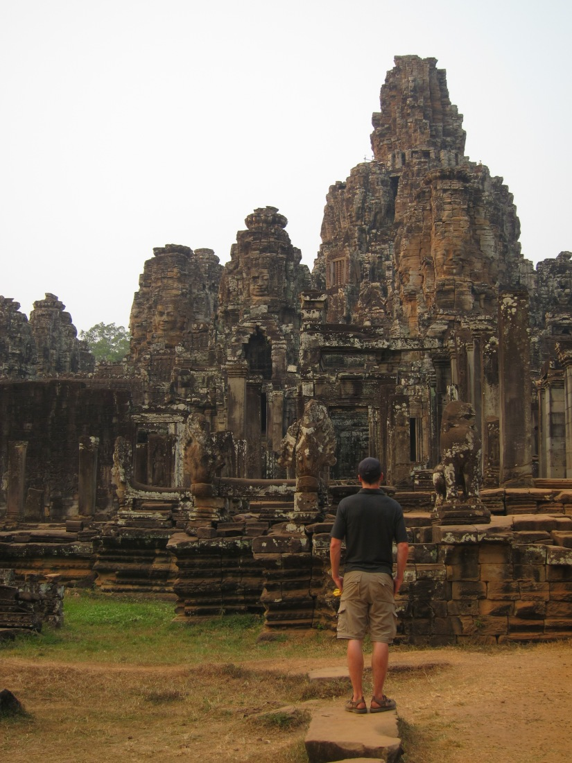 Cambodia and the beautiful Angkor temples