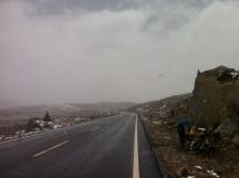 Snowstorm ahead!