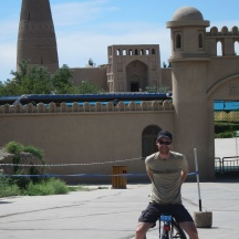Emin Minaret in Turpan